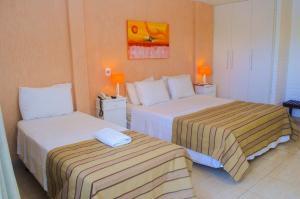 Hotel Residencial Portoveleiro, Гостевые дома  Кабу-Фриу - big - 90