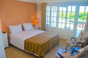 Hotel Residencial Portoveleiro, Гостевые дома  Кабу-Фриу - big - 94