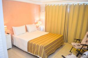 Hotel Residencial Portoveleiro, Гостевые дома  Кабу-Фриу - big - 93