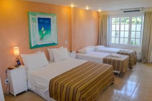 Hotel Residencial Portoveleiro, Гостевые дома  Кабу-Фриу - big - 107