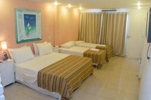 Hotel Residencial Portoveleiro, Гостевые дома  Кабу-Фриу - big - 111