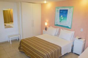 Hotel Residencial Portoveleiro, Гостевые дома  Кабу-Фриу - big - 109
