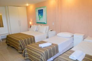 Hotel Residencial Portoveleiro, Гостевые дома  Кабу-Фриу - big - 108