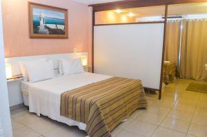 Hotel Residencial Portoveleiro, Гостевые дома  Кабу-Фриу - big - 13