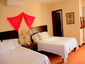Hotel Zamna, Hotels  Mérida - big - 57