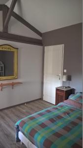 Entre Marais et Gatine, Bed & Breakfast  Saint-Pompain - big - 9