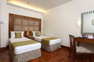 City Garden Suites, Hotely  Manila - big - 37