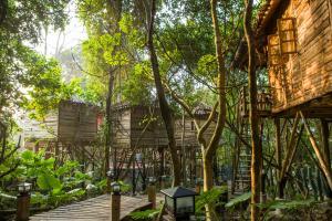 Jiuzhou Stage Yingde Tianmengou Resort, Rezorty  Yingde - big - 25