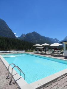 Hotel Haus Michaela, Hotels  Sappada - big - 32