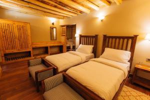 Ladakh Sarai Resort, Курортные отели  Лех - big - 52