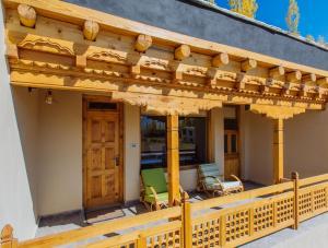 Ladakh Sarai Resort, Курортные отели  Лех - big - 53