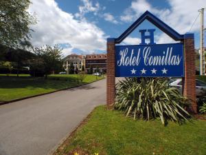 Hotel Comillas, Отели  Комильяс - big - 1