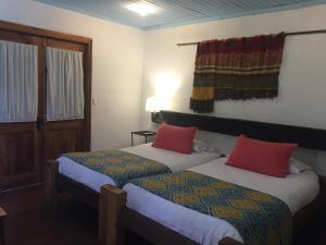 Hotel Casa De Campo, Hotel  Santa Cruz - big - 46