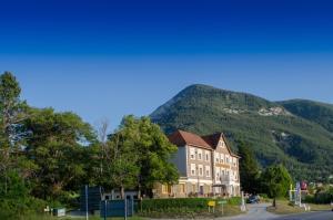 Hôtel Lac Et Forêt, Hotels  Saint-André-les-Alpes - big - 1