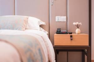 The Pushi Global 188 Serviced Apartment, Appartamenti  Suzhou - big - 17