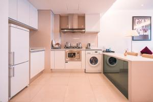 The Pushi Global 188 Serviced Apartment, Appartamenti  Suzhou - big - 27