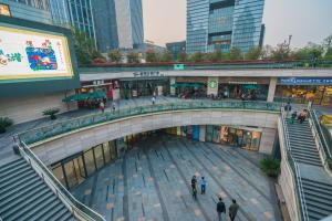 The Pushi Global 188 Serviced Apartment, Appartamenti  Suzhou - big - 37