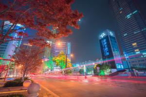 The Pushi Global 188 Serviced Apartment, Appartamenti  Suzhou - big - 55
