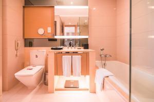 The Pushi Global 188 Serviced Apartment, Appartamenti  Suzhou - big - 7