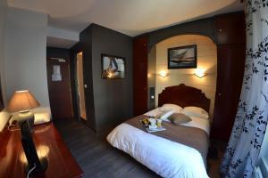 Hôtel Bristol Union Intra Muros, Hotely  Saint-Malo - big - 5