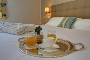 Hotel Albatros, Hotel  Varigotti - big - 98
