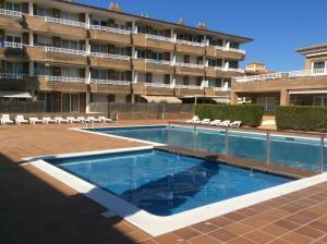 Mar Apartment, Apartments  L'Estartit - big - 36