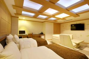 Suwon Orsay Business Hotel, Hotely  Suwon - big - 79