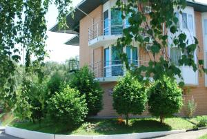 Hotel Yacht Club Noviy Bereg, Üdülőtelepek  Boltyino - big - 1