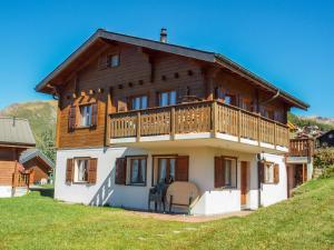 Chalet Silberdistel - Apartment - Rosswald