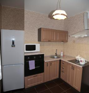Apartment bulvar Lenina 3, Apartmány  Togliatti - big - 9