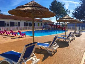 Location gîte, chambres d'hotes Camping Les Violettes dans le département Vendée 85