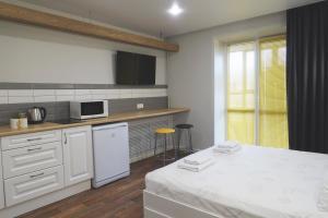KvartHaus, Apartmánové hotely  Togliatti - big - 4
