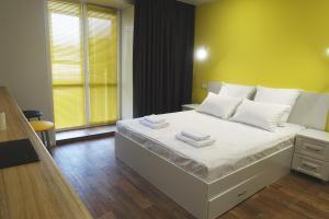 KvartHaus, Apartmánové hotely  Togliatti - big - 2