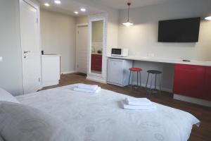 KvartHaus, Apartmánové hotely  Togliatti - big - 18