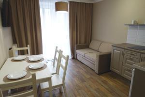 KvartHaus, Apartmánové hotely  Togliatti - big - 27