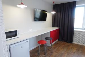 KvartHaus, Apartmánové hotely  Togliatti - big - 28