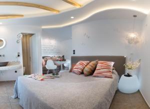 Spiros, Apartmánové hotely  Naxos Chora - big - 161