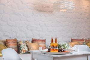 Spiros, Apartmánové hotely  Naxos Chora - big - 136