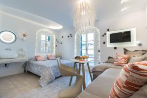 Spiros, Apartmánové hotely  Naxos Chora - big - 145