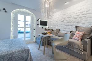 Spiros, Apartmánové hotely  Naxos Chora - big - 143