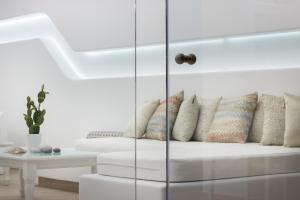 Spiros, Apartmánové hotely  Naxos Chora - big - 149