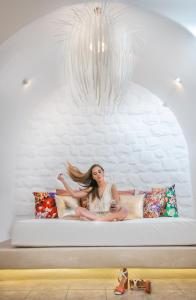 Spiros, Apartmánové hotely  Naxos Chora - big - 147