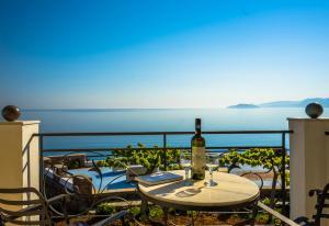 Panorama Villas, Апарт-отели  Айос-Николаос - big - 7