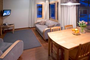 Accommodation in Sålla