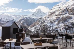Relais & Chateaux Schönegg - Hotel - Zermatt