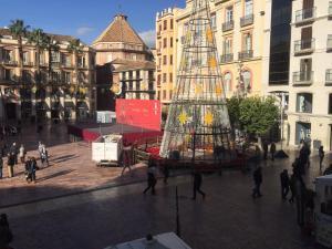 Marques de Larios Plaza Las Flores, Appartamenti  Malaga - big - 10