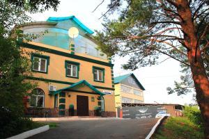 Green Roof Hotel - Staroye Mart'yanovo