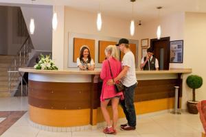 Kandelor Hotel, Hotel  Alanya - big - 22