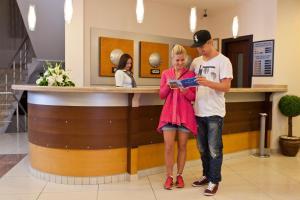 Kandelor Hotel, Отели  Алания - big - 21