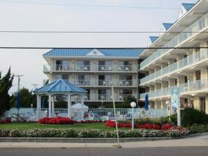 Sea Crest Inn, Мотели  Кейп-Мей - big - 38
